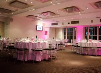 David Lean Room set up