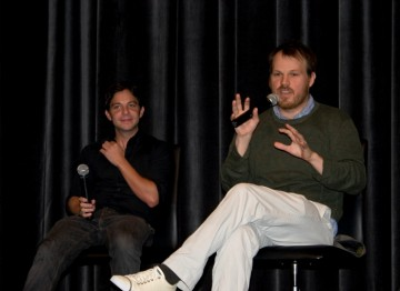 (500) Days of Summer screening and Q&A with Marc Webb, Joseph Gordon-Levitt and Zooey Deschanel.