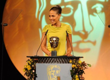 The winners of the Interactive Creative Contribution category were announced by TV actress Lenora Crichlow.