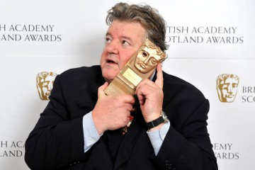 Robbie Coltrane recipient for Outstanding Contribution to Film.