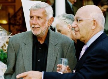 Alan Marshall and Arnold Schwartzman