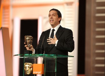"Director Lee Unkrich accepts the Animated Film BAFTA for Toy Story 3. ""It is an incredible honour for me to be standing here accepting this award in the UK, where audiences came out in staggering numbers and embraced a film about the joys of childhood, an"
