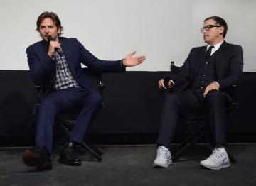 BAFTA Los Angeles screening of Silver Linings Playbook. November 2012