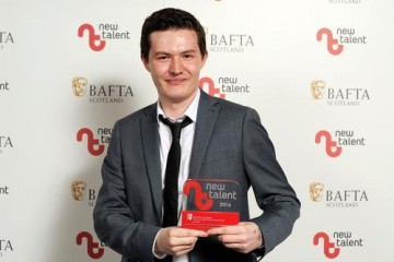 Daniel Cameron- Winner in the Acting Performance Male Category