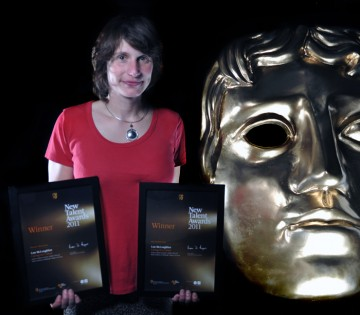 Double winner for Best Director: Short Form & Best Student Work, Lou McLoughlin