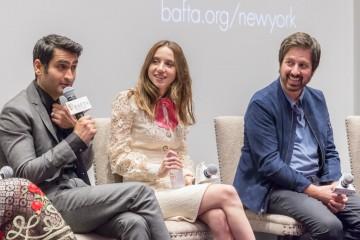 Kumail Nanjiani, Zoe Kazan, Ray Romano