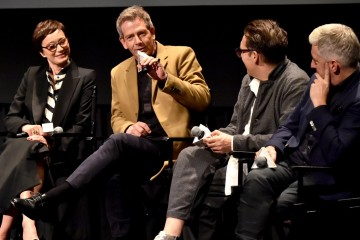 Kristin Scott Thomas, Ben Mendelsohn, Joe Wright, Anthony McCarten