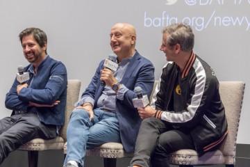 Ray Romano, Anupam Kher, Barry Mendel