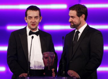 The latest instalment in the Call of Duty series wins the public vote. It earned $650 million in its first five days of sale - with $360 million on launch day alone. (Pic: BAFTA/Brian Ritchie)