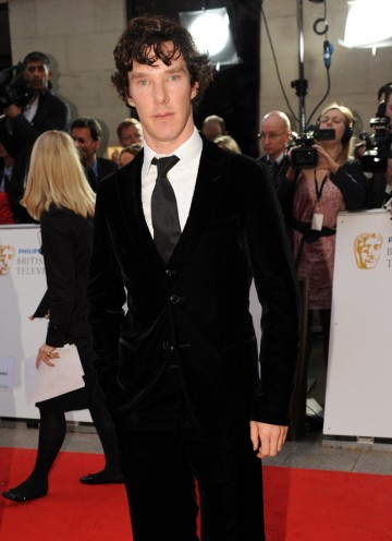 Cumberbatch is nominated for Leading Actor for Sherlock and has previously been nominated for his performances in Small Island (2009) and Hawking (2004).