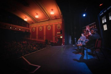 Doctor Who Monsters screening at the Savoy theatre, Monmouth.