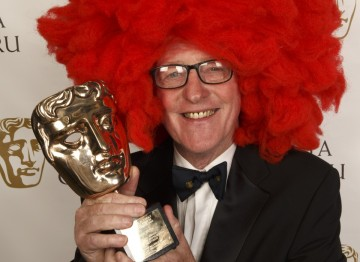 John Hefin was awarded the Special Award for Outstanding Contribution to Television Drama.