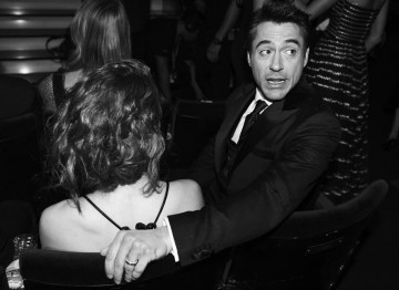 Robert Downey Jr. at the 2009 Film Awards