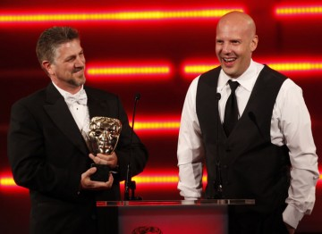 Loosely based on Greek mythology and focused on protagonist Kratos, God of War III takes vengeance as its central theme. (Pic:BAFTA/Brian Ritchie)