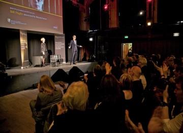 BAFTA Scotland interview with Bill Nighy