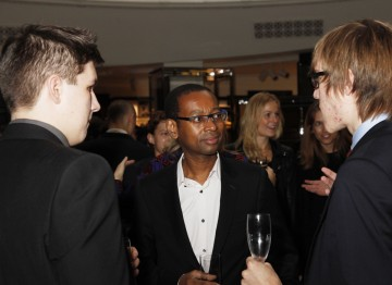 Lizo Mzimba chats to Breakthrough Brit Dan Pearce