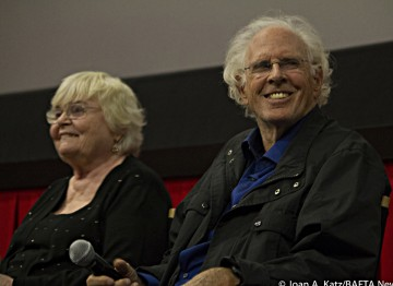 June Squibb and Bruce Dern