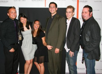The Cast and Crew of American Sweetheart