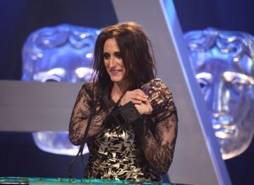 Misfits' Lauren Socha beats Gillian Anderson, Lynda Baron and Jessie Wallace to Supporting Actress.