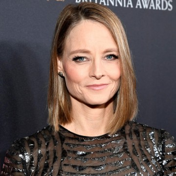 She was honored with the Stanley Kubrick Britannia Award for Excellence in Film.