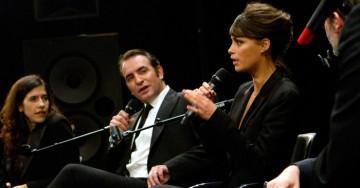 Jean Dujardin and Bérénice Bejo