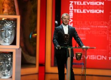 The host for the British Academy Television Awards, Graham Norton. (BAFTA/Steve Butler)