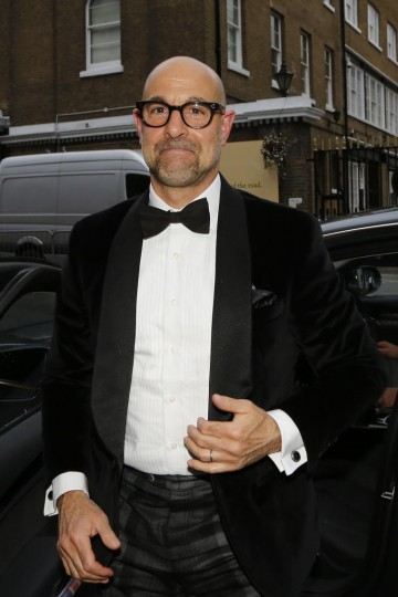 Red carpet arrivals at the British Academy Television Craft Awards 2016