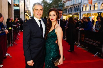 Event: British Academy Cymru AwardsDate: Sunday 13 October 2019Venue: St David's Hall, 9-11 The Hayes, Cardiff Host: Huw Stephens-Area: Red Carpet (Reportage)