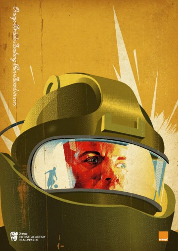The Hurt Locker. Ilustration by Tavis Coburn