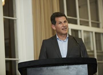Josh Berger CBE, President & Managing Director, Warner Bros. UK, Ireland & Spain