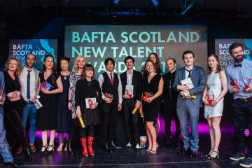 BAFTA Scotland New Talent Winners 2016