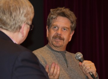 Q&A with Dr John Wells, hosted by BAFTA New York
