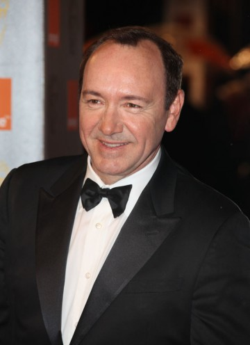 BAFTA winner for American Beauty, Spacey will present the Outstanding Debut award. (Pic: BAFTA/Stephen Butler)
