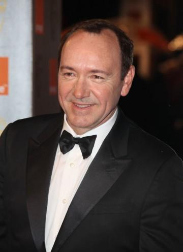 BAFTA winner for American Beauty, Spacey will present the Outstanding Debut award. (Pic: BAFTA/Stephen Butler)