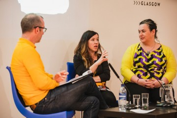 Get on Track: Pitching - Toby Stephens, Louise Thornton & Claire Zolkwer