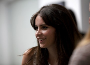 Felicity Jones - Actress (Like Crazy, Albatross)