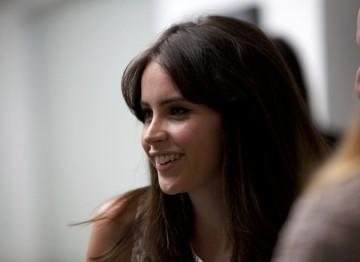 Felicity Jones - Actress (Like Crazy, Albatross)