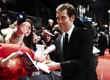 Clive Owen at the 2010 Film Awards