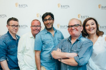 Mark Cox, Paul Riley, Sanjeev Kohli, Ford Kiernan & Jane McCarry
