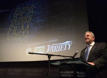 BAFTA Los Angeles Chairman Gary Dartnall