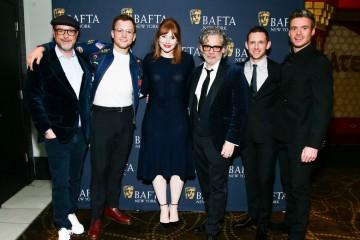 Matthew Vaughn, Taron Egerton, Bryce Dallas Howard, Dexter Fletcher, Jamie Bell, Richard Madden