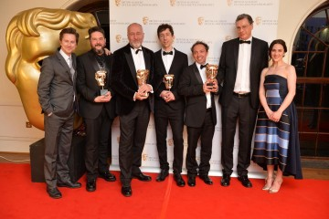 Winners photos at the British Academy Television Craft Awards 2016