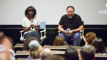 Dee Poku, Ai Weiwei