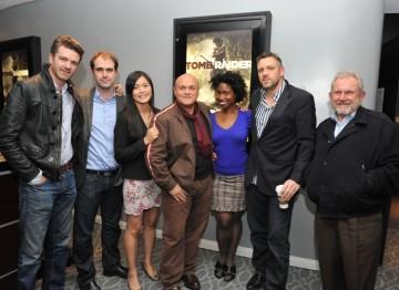 BAFTA Los Angeles presents a special Tomb Raider masterclass