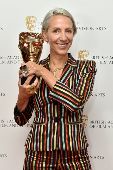 Michele Clapton wins Costume Design for The Crown