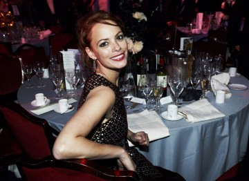 Berenice Bejo at the 2012 Film Awards
