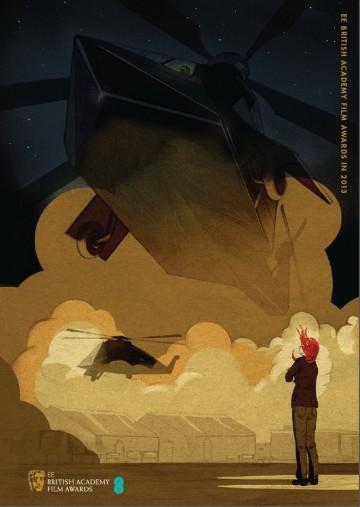 Zero Dark Thirty Brochure Cover - 2013