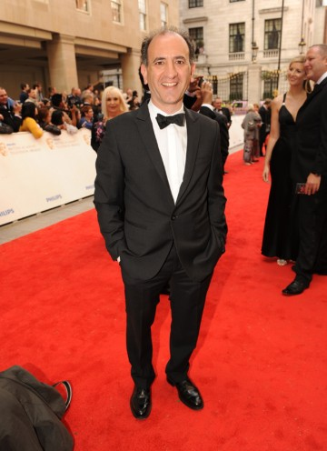 The BAFTA-winning writer/director is one of the Interactive nominees for The Thick Of It app, Malcolm Tucker: The Missing Phone.