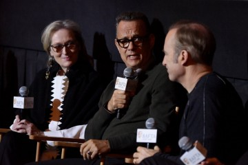 Meryl Streep, Tom Hanks, Bob Odenkirk