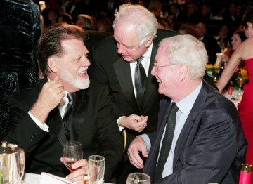 Taylor Hackford, Jim Sheridan and Michael Caine